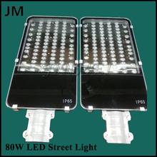 80W outdoor lighting IP65 led street lamp 80W AC85-265V high power LED led streetlight(China (Mainland))