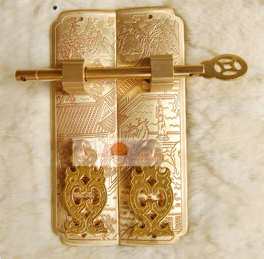 Antique Copper Cabinet Hinges Handle Pull Picture More Detailed Picture About Copper Hardware