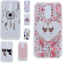 Buy LG K4 2017 Case Soft Silicon Transparent TPU Printed Pattern Back Cover Case LG K 4 2017 for $1.42 in AliExpress store