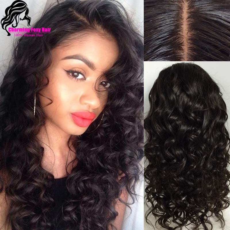 Wet And Wavy Lace Front Wig Realistic Lace Front Wig