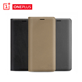 Original Oneplus 3 3T Dormancy Sleep Wake Up Flip Leather Case Protective Back Cover with Card