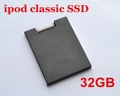 1 8 32GB zif ce SSD Hard Drive Disk for ipod classic 6th 7th Generation