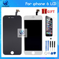 High Quality No Dead Pixel Touch Screen Digitizer For IPhone 6 LCD Replacement with Black and
