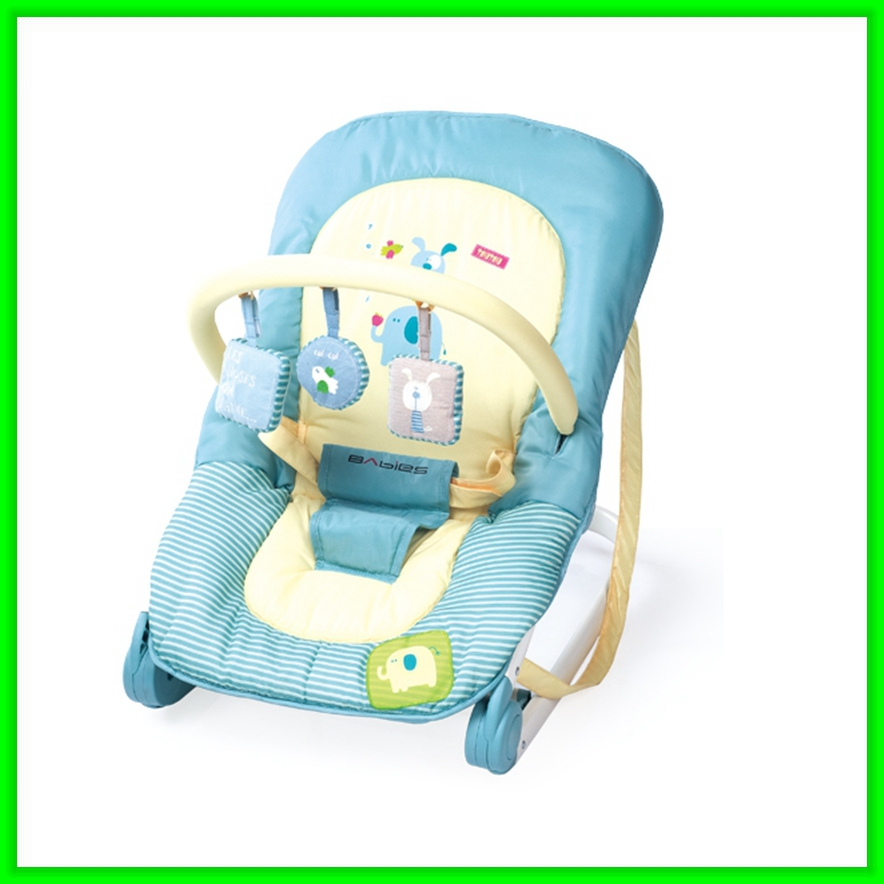 Multifunctional baby rocking chair baby folding vibration for Baby chaise lounge