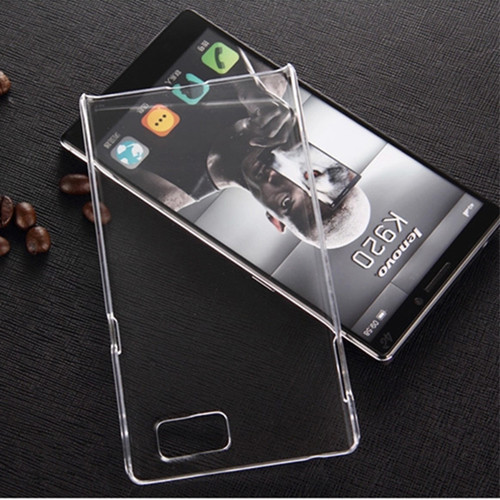 Гаджет  Original Transparent Hard Case For Lenovo K900 VIBE Z K910 VIBE Z2 PRO K920 P700 A789 P770 P780 X2 A319 P70 A859 A850 A830  None Телефоны и Телекоммуникации