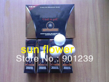 hot selling free shipping new style 120pcs/lot golf balls top quality  via EMS (12 balls in one box)