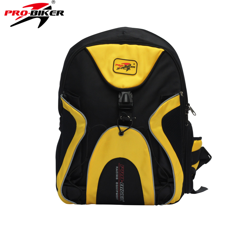 PRO-BIKER Motorcycle Riding Helmet Bag Outdoor Sports Knigth Riding Bag Backpack Touring Multifunction Motorcycle Tool Bag