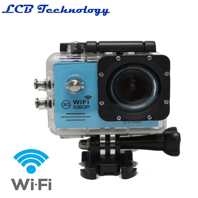 Фотография WIFI 2.0 HD 1080P GO Sports Pro Action Camera Car Recorder HDMI DVR Video As DV-30