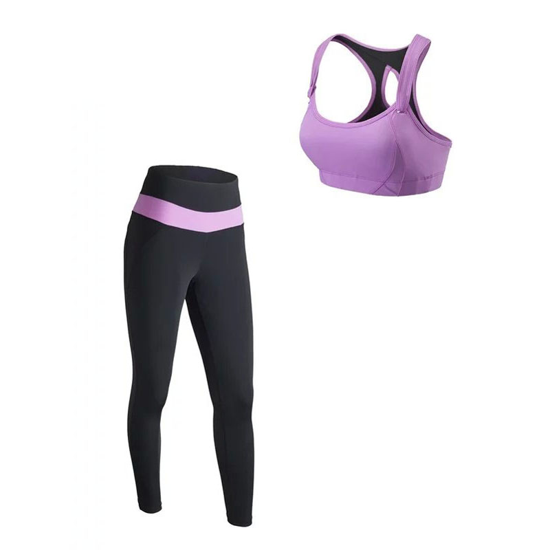 newest outfit set women yoga sets suit girls outfit set for gym fitness exercise sets suit size s-xl<br><br>Aliexpress