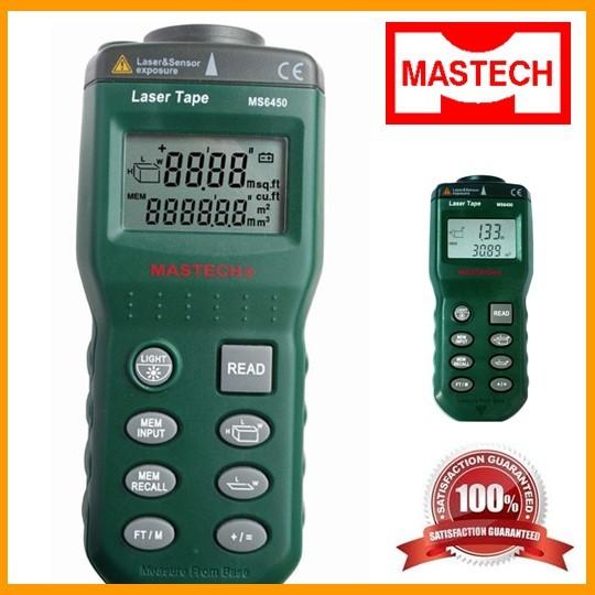 Лазерный дальномер MASTECH MS6450 дальномер лазерный sturman lrf 2000