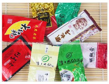 The tea collection 8 different flavors Fujian Zhangping Shui xian Wuyi cliff Lapsang souchong Da hao pao Tieguanyin tea on sale