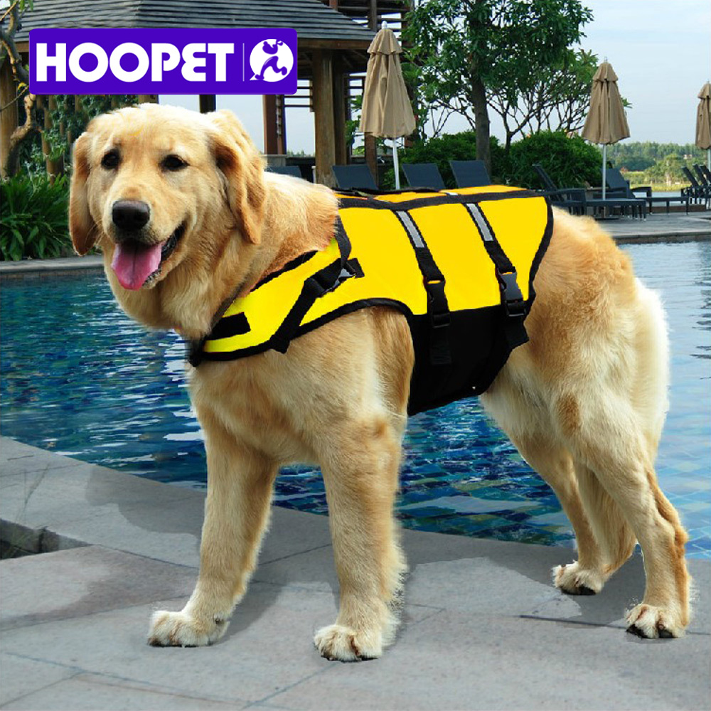 Big Large Dog life jacket safety vest surfing swimming dog clothes for summer vacation Oxford Breathable Mesh bulldog XXL(China (Mainland))