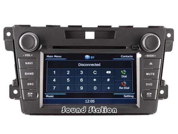 CX7 CX-7 DVD GPS For Mazda CX7 CX-7 CX 7 Car Multimedia DVD GPS Navigation Navi Nav Sat Media MP3 Player Radio Stereo Receiver(China (Mainland))