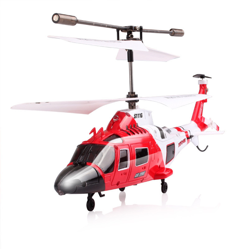 Kids toys Remote Control Rc Helicopter with Remote Drone syma Rc Quadcopter helicoptero dron professional drones S111G(China (Mainland))