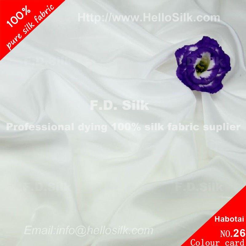 F.D.Dyed dyeing habotai(China (Mainland))
