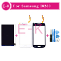 New high quality For Samsung Galaxy Core Duos i8260 i8262 Touch Screen Glass LCD Display Panel