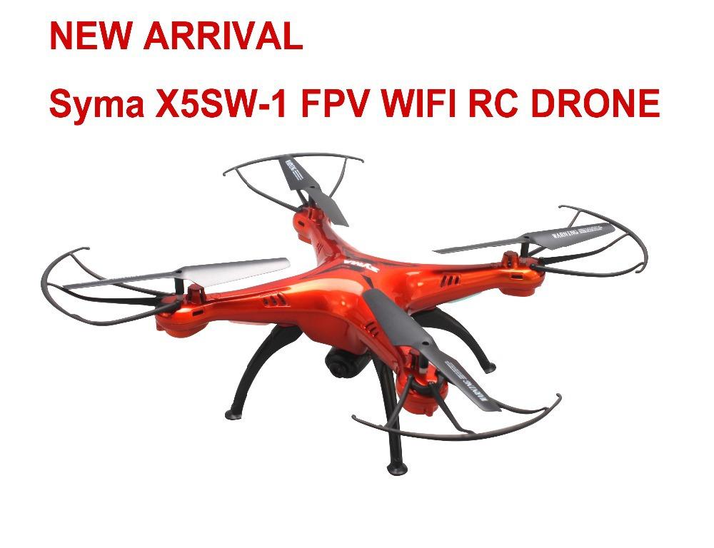 СЫМА X5SW/X5SW-1 RC Drone Мультикоптер WiFi с 6-осевой FPV Камеры Без Головы Реального Времени Вертолет Quad вертолет Игрушки cyma ak47 tactical