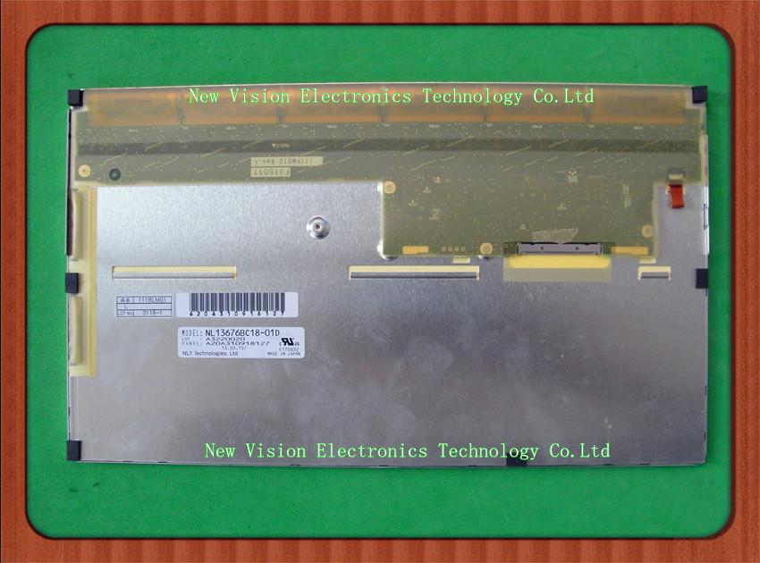 Original TFT Car Navigation LED LCD Display Screen Panel For NEC NL13676BC18-01D(China (Mainland))