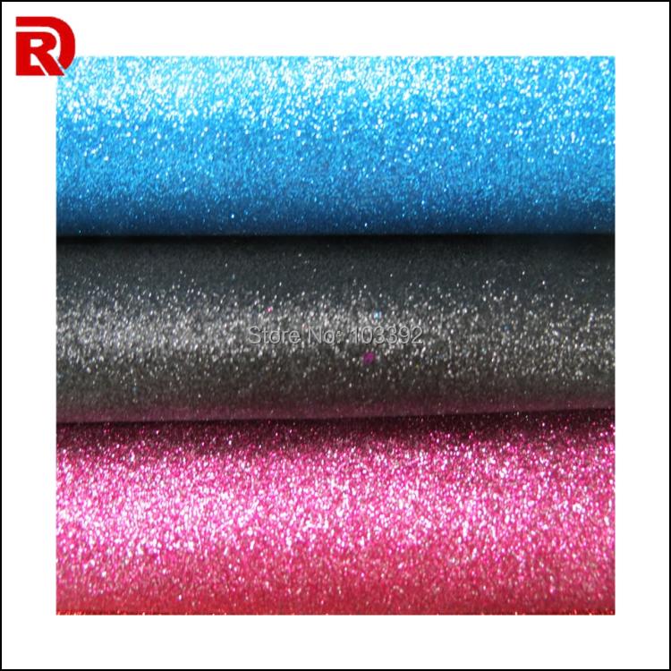 Modern glitter fabric for wallpaper decoration(China (Mainland))