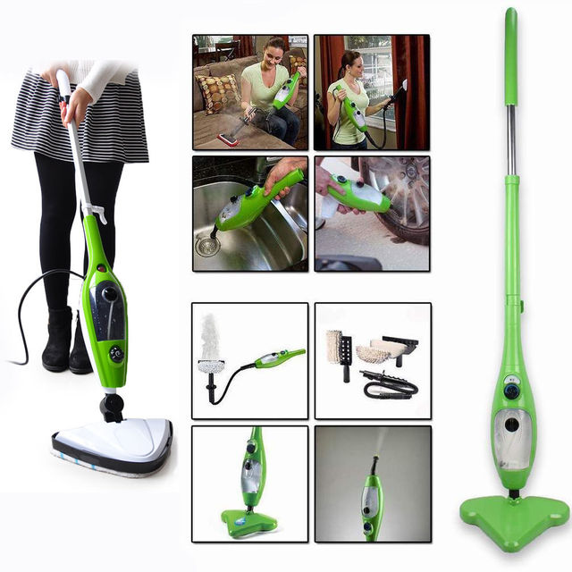 acheter famille 10 en 1 steam mop. Black Bedroom Furniture Sets. Home Design Ideas
