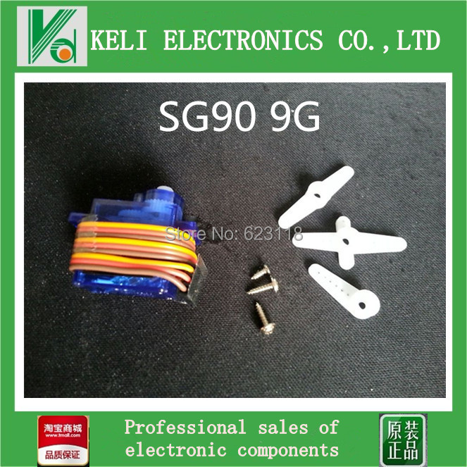 Free Shipping 20PCS/LOT micro servo for airplane aeroplane 6CH rc helcopter kds esky align helicopter sg90(China (Mainland))