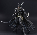 NO 1 Bat man Figure Black Blue Edition Play Arts Kai Variant Play Art KAI