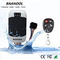 Original Baanool Car GPS Tracker 303G With Remote Control SOS For Car Real Time Tracking Device