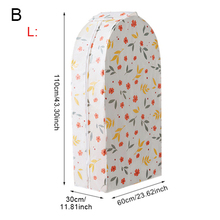 BAKINGCHEF Home Clothing Dust Covers Clothes Suit Garment Men Coat Hanging  Storage Bag Closet Wardrobe Organizer