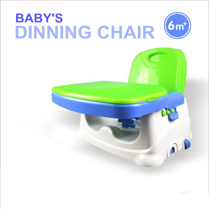 BABY DINNER CHAIR Parceled baby foldable portable dinette For 6M child