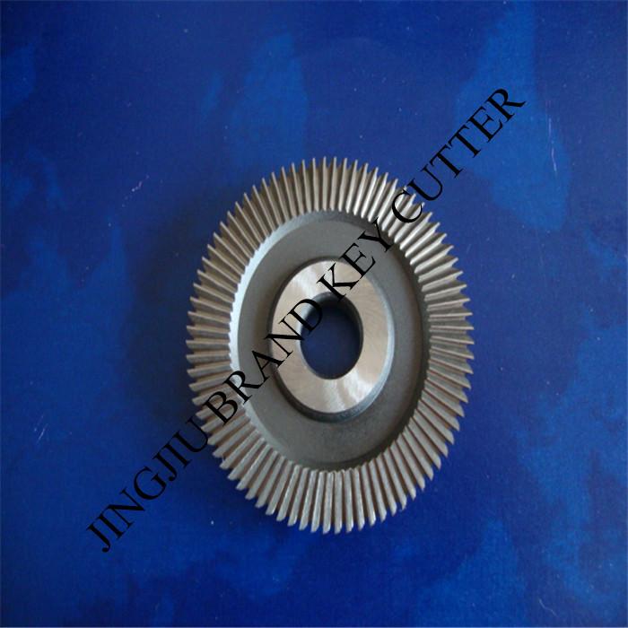 GL-368A,GL-368C,GL-888A,GL-888C,GL-333A Gladaid and wenxing key machines 8811 hss angle milling cutter 70x6x20MM by China post(China (Mainland))