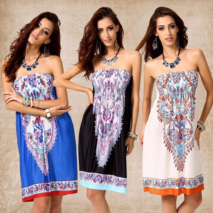 summer tube dresses strapless « Bella Forte Glass Studio