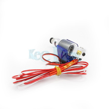 3D Printer J head Hotend E3D V5 with Single Cooling Fan for 1 75mm 3 0mm