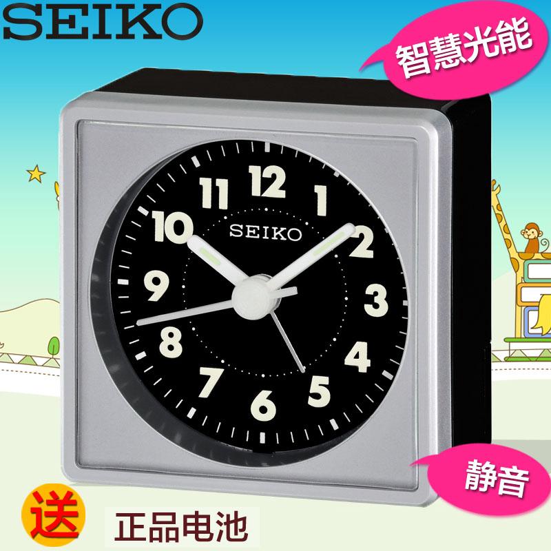 Commentaires seiko cadran argent faire des achats en for Horloge lumineuse