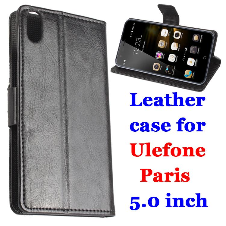 high quality leather for ulefone paris phone case transverse flip cover for ulefone paris. Black Bedroom Furniture Sets. Home Design Ideas