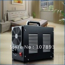 Free Shipping 3G/hr CE Approval Car Rooms Ozone Air Sterilizer Odor Eliminator Smoke Removal(China (Mainland))