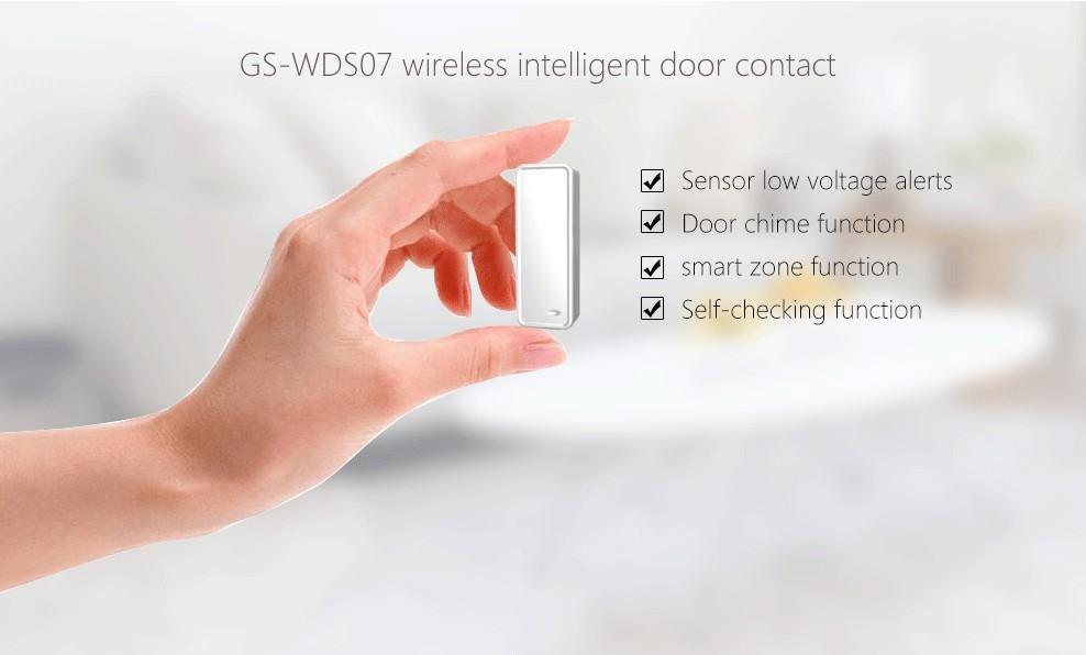 50 шт. беспроводной оконный дверной детектор магнитного датчика 433 МГц WIFI датчик HTB1Em4jIVXXXXchXXXXq6xXFXXXJ