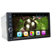 """Bonroad 7""""2Din Android 4.4 Full Capacitive Touch Screen Quad Core 1024 600 Car auto radio Rds GPS Navigation PC Tablet bluetooth(China (Mainland))"""