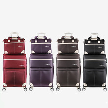 Lowest Price!!! Men Women Travel Suitcase Spinner Wheels Trolley Luggage Bags Boarding Password Lock Travel Luggage Sets(China (Mainland))
