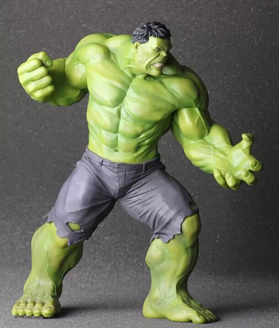 1Pcs The Avengers,24CM Hulk PVC Action Figure Model Collection Toy Gift Kids Toys Free shipping