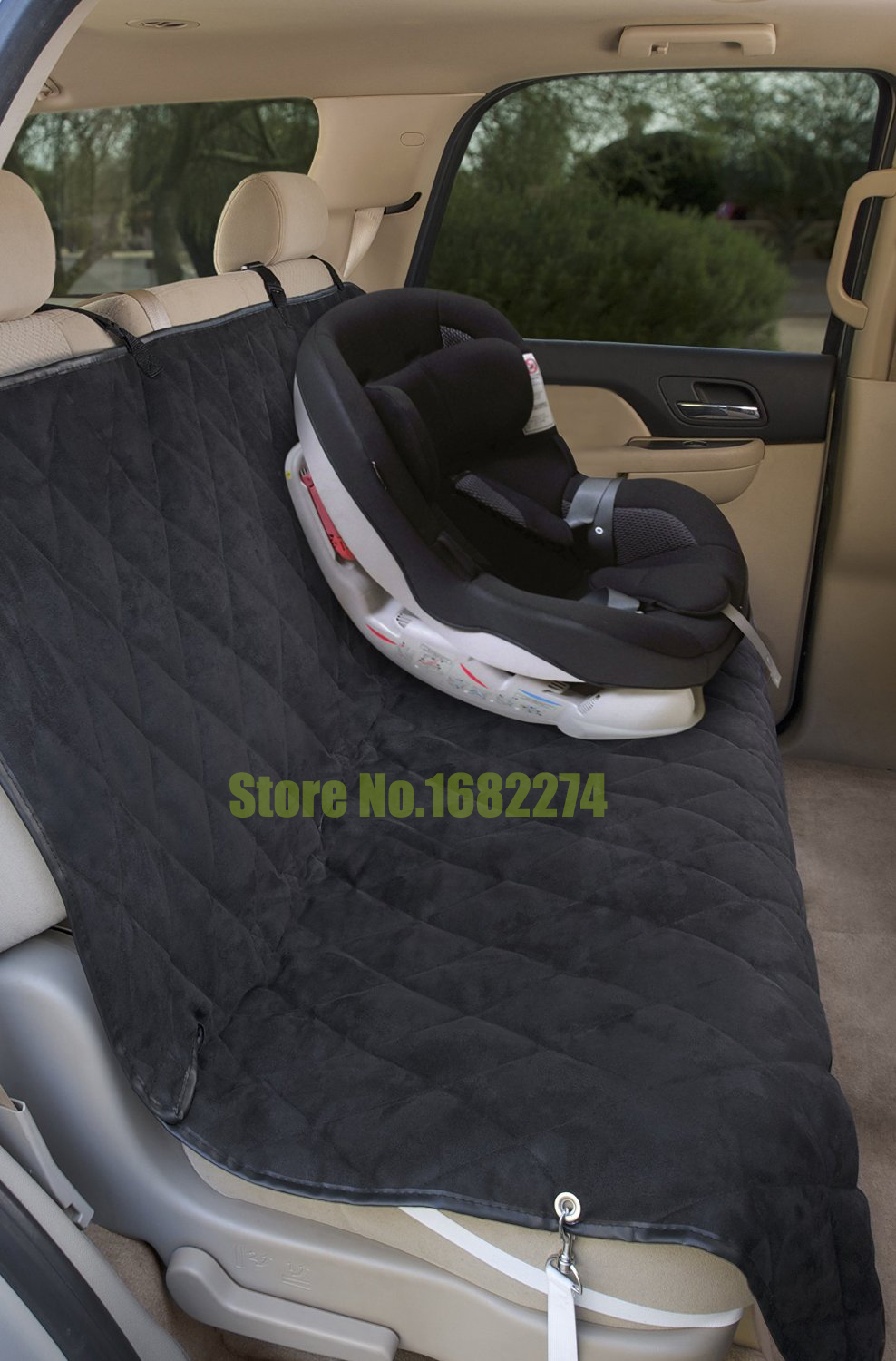 high quality pet dog cat car rear back seat carrier cover pet dog mat blanket cover mat hammock. Black Bedroom Furniture Sets. Home Design Ideas