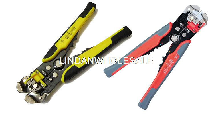 High quality multifunction pliers wire stripping pliers automatic wire stripper,hand tools(China (Mainland))