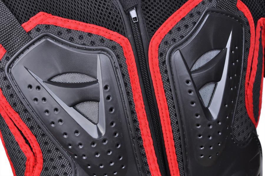 Купить Мотоцикл body armor protetor де coluna motocicleta мотокросс протектор Куртка Армо Мотоциклист Тела Протектор ASTM