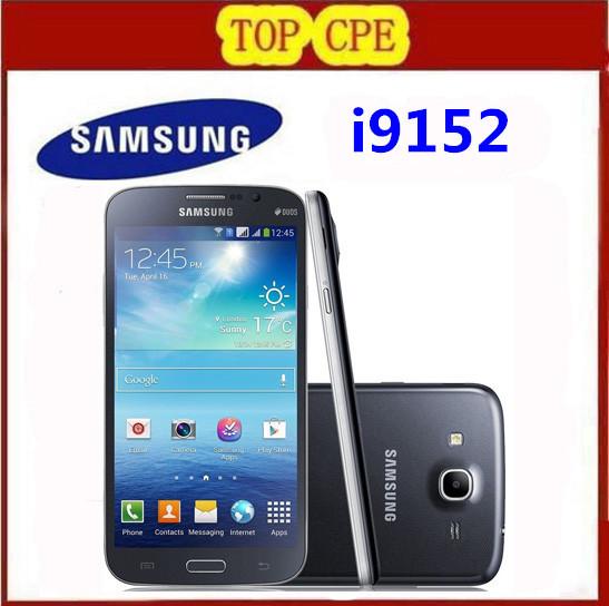 """Оригинальный Samsung Galaxy Mega 5.8 I9152 Сотовый Телефон 5.8 """"Dual Core 1.5 ГБ RAM 8 ГБ ROM 8MP камера Открыл Мобильный телефон Freeshipping"""