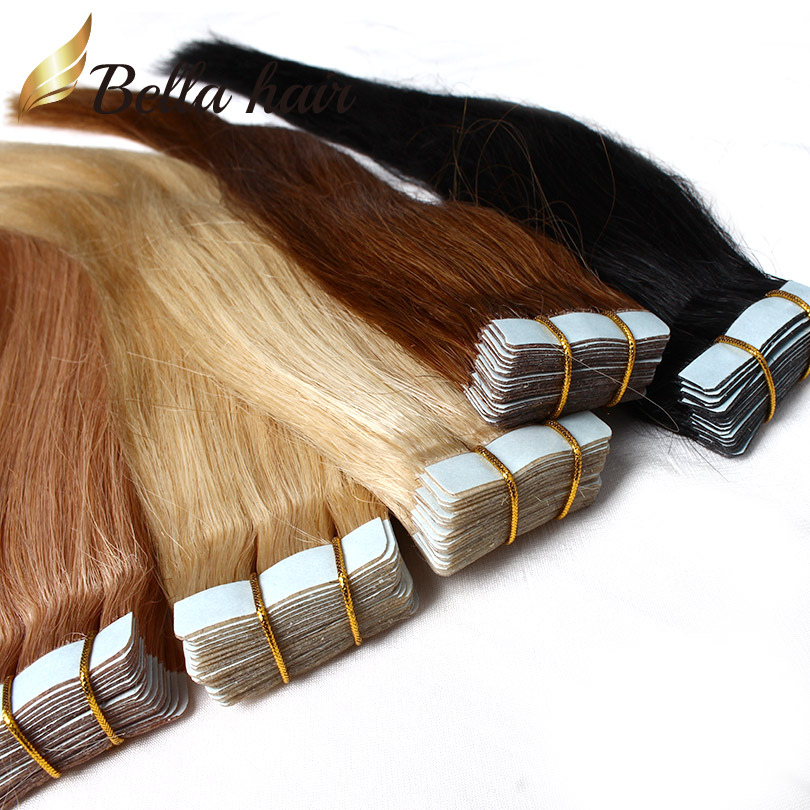 Best Skin Weft Hair Extensions Human Hair Extensions