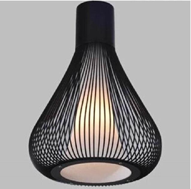 black wrought iron pendant light italy design modern. Black Bedroom Furniture Sets. Home Design Ideas