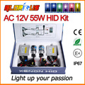 H7 xenon kit 0 1 Second Fast Bright F5 55w HID kit H1 H3 H4 H11