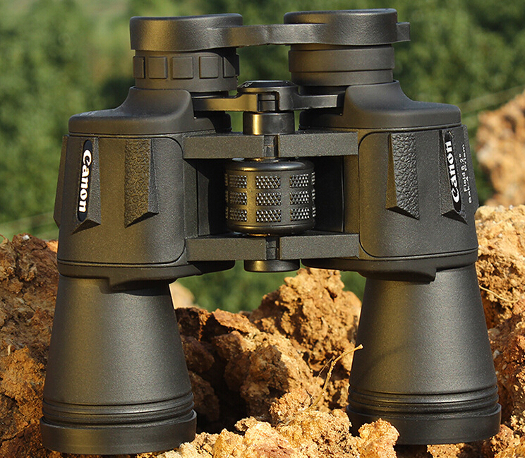 20X50 Binoculars High quality Hd wide-angle Central Zoom day and Night Vision telescope(China (Mainland))