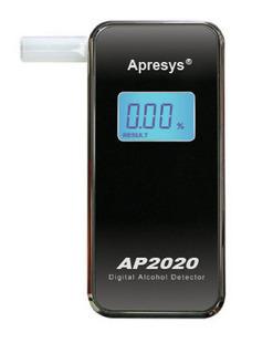 Швейцарский портативный алкоголя в выдыхаемом воздухе тестер AP2020