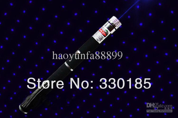 405nm 50mW 100mw Violet Purple Blue Ray Blue Laser Pointer Pen royal purple laser pointer free shipping(China (Mainland))