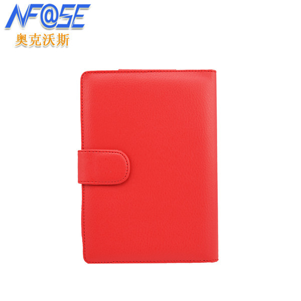Hand Holder Protective Leather Cover Case For Sony PRS T1 T2 Ereader book Colors + Screen Protector + Stylus(China (Mainland))